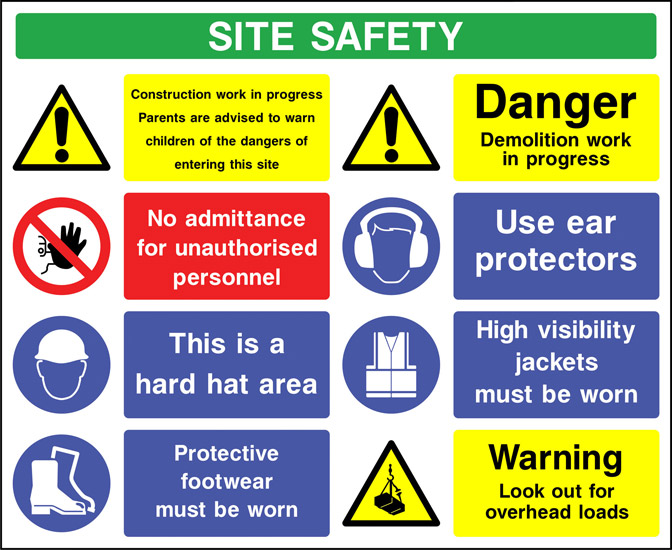 Our Engineering Health & Safety Policy
