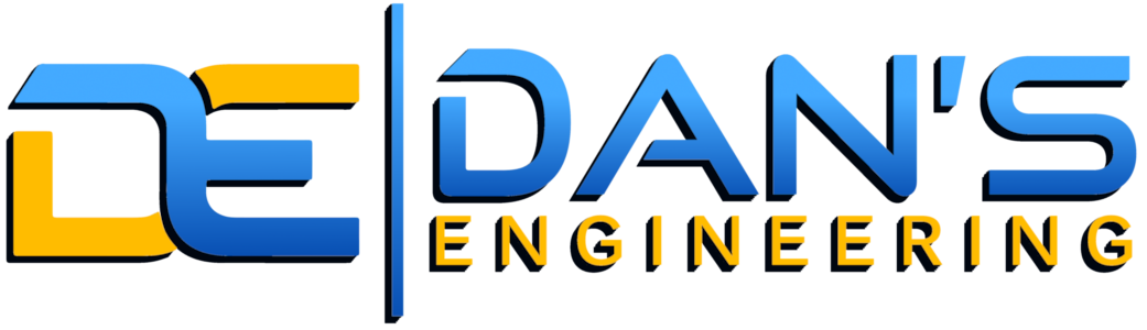 Dan's Engineering Ltd, Bridgwater, logo