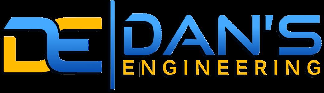 Dan's Engineering Ltd, Bridgwater, logo